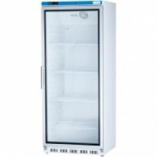Вітрина холодильна біла 100 л