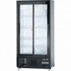 Вітрина шафа холодильна для пляшок 490 л