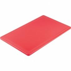 Дошка для нарізання GN 1/1 530*325 червона