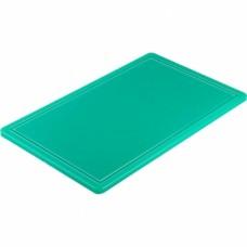 Дошка для нарізання GN 1/1 530*325 зелена