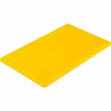 Дошка для нарізання GN 1/1 530*325 жовта