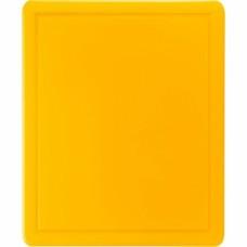 Дошка для нарізання 600*400 жовта