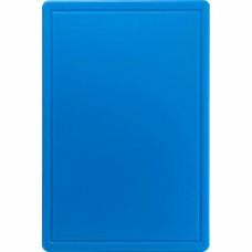 Дошка для нарізання 600*400 синя