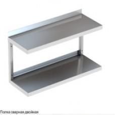 Полка для сушки посуду на 2 полиці  ПП-2ПБ  1000*330*350